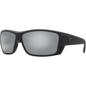 Costa Cat Cay Blackout Polarized Sunglasses - Costa 580 Glass Lens