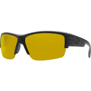 Costa Hatch Blackout Polarized Sunglasses - Costa 580 Polycarbonate Lens