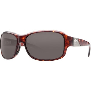 Costa Inlet Polarized Sunglasses - Costa 580 Polycarbonate Lens - Women's