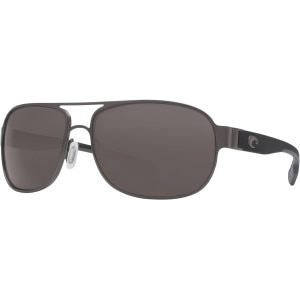 Costa Conch Polarized Sunglasses - Costa 580 Polycarbonate Lens