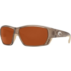 Costa Tuna Alley Polarized Sunglasses - Costa 580 Glass Lens