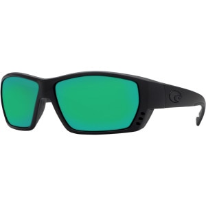 Costa Tuna Alley Blackout Polarized Sunglasses - Costa 580 Glass Lens