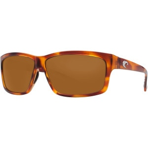 Costa Cut Polarized Sunglasses - Costa 580 Polycarbonate Lens