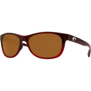 Costa Prop Polarized Sunglasses - Costa 580P Polycarbonate Lens