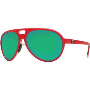 Costa Grand Catalina Polarized Sunglasses - 400G Glass Lens