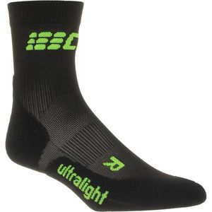 CEP Dynamic Plus Cycle Ultralight Short Socks - Women's