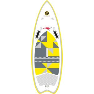 C4 Waterman River Pro Opae Inflatable Stand-Up Paddleboard