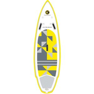 C4 Waterman Rapid Rider Inflatable Stand-Up Paddleboard