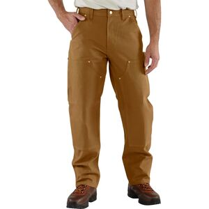 Carhartt Firm Double-Front Work Dungaree Pant - Men's