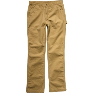 Carhartt Washed Twill Dungaree - Flannel-Lined Pant - Men's