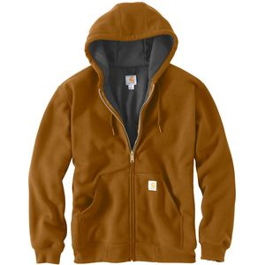 Carhartt Rain Defender Rutland Thermal Lined Full-Zip Hoodie - Men's