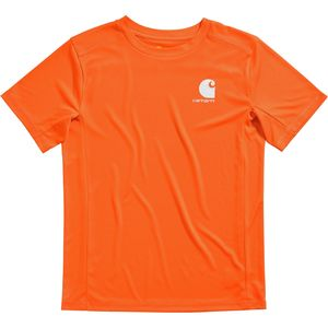 Carhartt Performance Logo T-Shirt - Short-Sleeve - Little Boys'