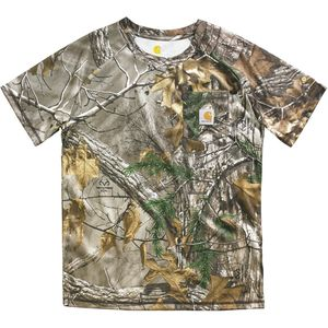 Carhartt Force Camo T-Shirt - Short-Sleeve - Little Boys'