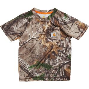 Carhartt Force Camo T-Shirt - Short-Sleeve - Toddler Boys'