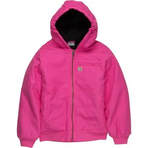Carhartt Wildwood Quilted Flannel Jacket - Girls'