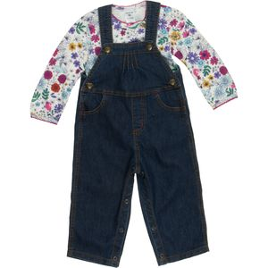 Carhartt Floral Overall Set - Infant Girls'