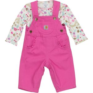 Carhartt Fox Friends Overall Set - Infant Girls'