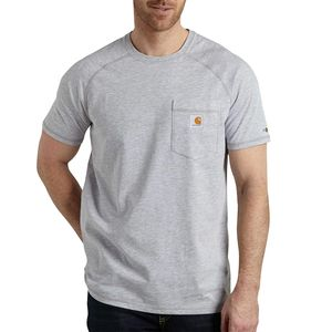 Carhartt Force Cotton Delmont T-Shirt - Short-Sleeve - Men's