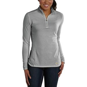 Carhartt Force Quarter-Zip Shirt - Long-Sleeve - Women's