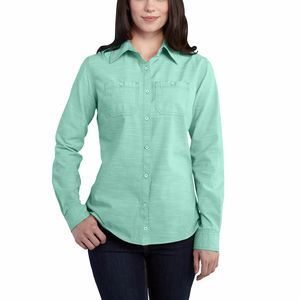 Carhartt Milam Shirt - Long-Sleeve - Women's
