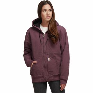 Carhartt Sandstone Active Hooded Jacket - Women's Best Reviews