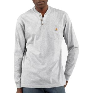 Carhartt Workwear Pocket Henley Shirt - Men's