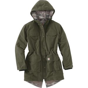 Carhartt Fryeburg Coat - Women's Reviews