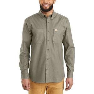 CarharttRugged Flex Hamilton Solid Long-Sleeve Shirt - Men's