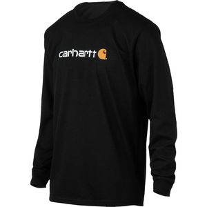 Carhartt Signature Logo T-Shirt - Long-Sleeve - Men's