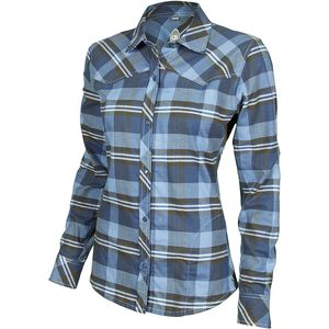 Club Ride Apparel Juliet Flannel Jersey - Long Sleeve - Women's