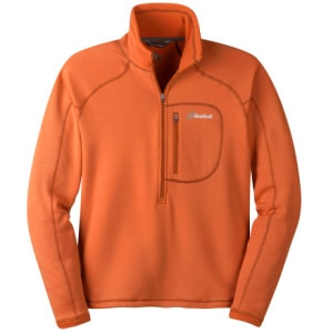 photo: Cloudveil Men's Run Don't Walk Zip Neck base layer top