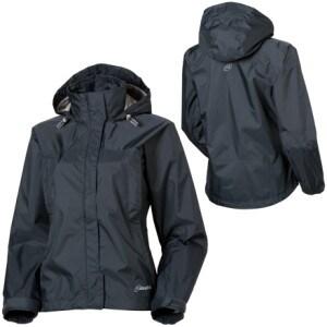 photo: Cloudveil Women's Zorro LT Jacket waterproof jacket