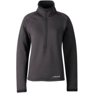 Cloudveil Run Dont Walk Zip Neck Shirt - Long-Sleeve - Womens
