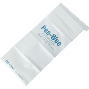 Cleanwaste PeeWee Urine Bag - 12 Pack
