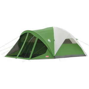 Coleman Evanston 6 Screened Tent - 6-Person 3-Season