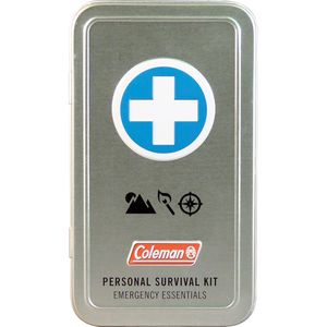 Coleman Personal First Aid Tin