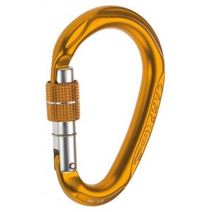 CAMP USA HMS Compact Screw Gate Carabiner