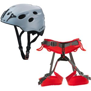 CAMP USA Helmet & Harness Combo