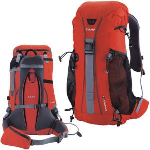 photo: CAMP X4 Evo overnight pack (2,000 - 2,999 cu in)