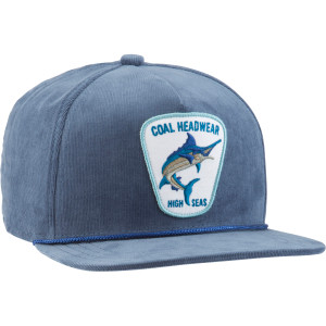 Coal Marlin Snapback Hat