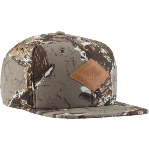 Coal Hank Snapback Hat