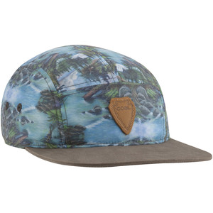 Coal Cascade 5-Panel Hat