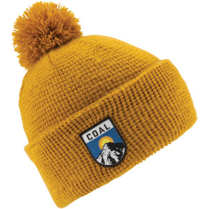 Coal Summit Pom Beanie