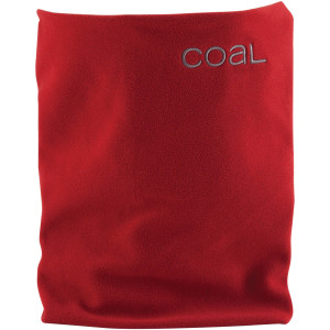 Coal Micro Tech Fleece Neck Gaiter