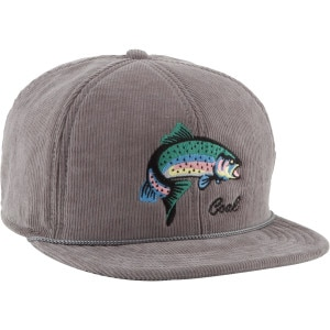 Coal Wilderness Snap-Back Hat