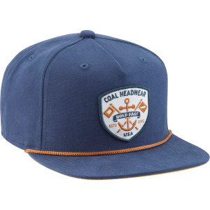 Coal Ebb Tide Snap-Back Hat