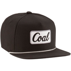 Coal Palmer Snap-Back Hat