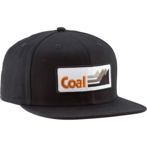 Coal Interstate Snapback Hat