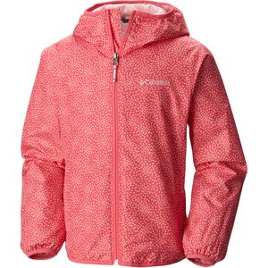 Columbia Pixel Grabber II Wind Jacket - Girls'