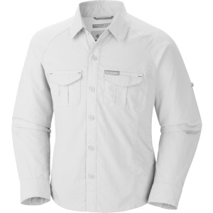 Columbia Silver Ridge Shirt - Long-Sleeve - Girls'